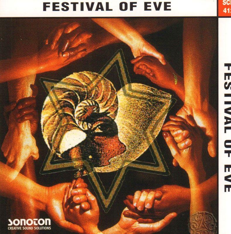 Sonoton-CD-Album-Festival-Of-Eve-SCD-411-2000-New