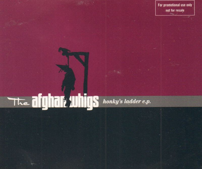 The-Afghan-Whigs-Promo-CD-Single-Honky-039-s-Ladder-EP-Mute-RCDMUTE128-1996-VG
