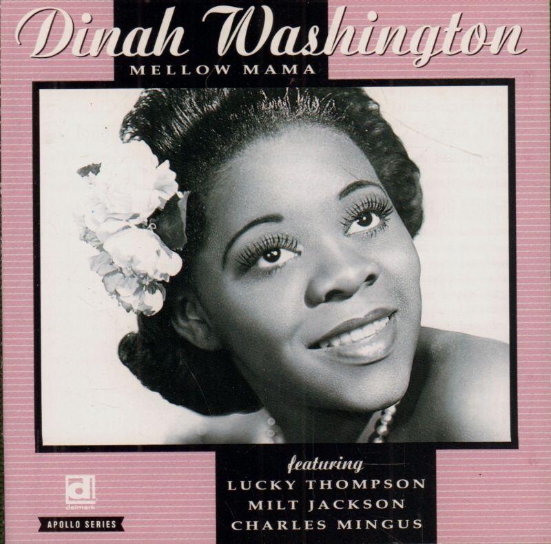 Dinah Washington(CD Album)Mellow Mama-New
