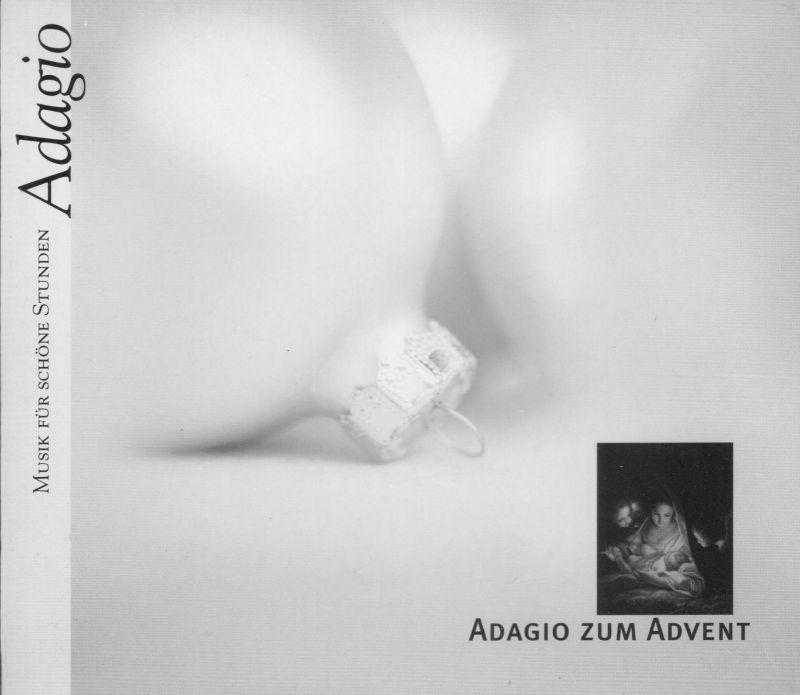 Various Classical(CD Album)Adagio Zum Advent-Sony-502457 2-Germany-2001-New