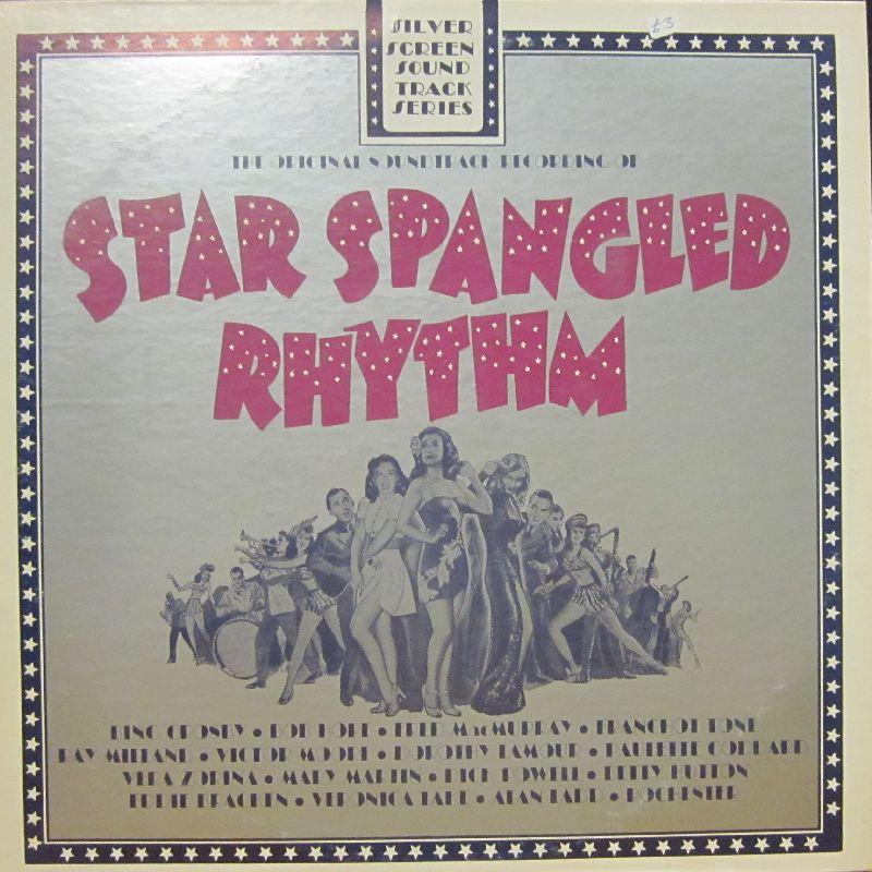 Image Is Loading Various OST Vinyl LP Star Spangled Rhythm Curtain