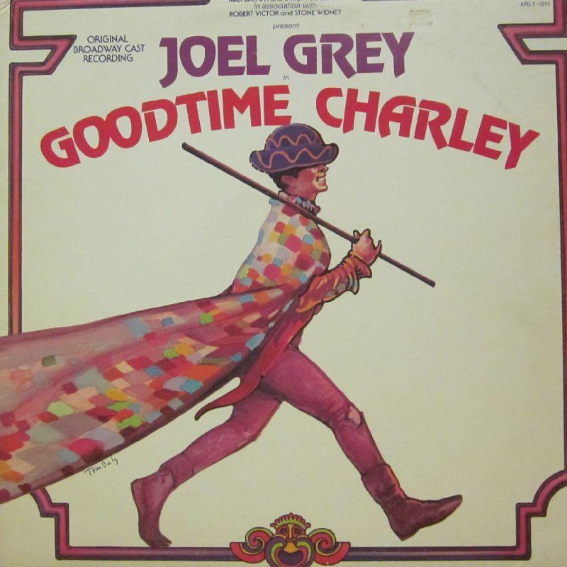 Joel greyvinyl lpgoodtime charley rca arl1 1011 us 1975 vgex ebay image is loading joel grey vinyl lp goodtime charley rca arl1 publicscrutiny Image collections
