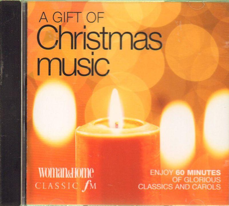 Various Classical(CD Album)A Gift of Christmas Music ...